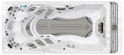 Challenger 18D Swim Spa