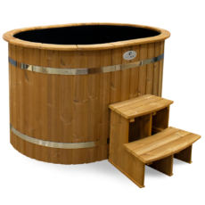 Alta Hot Tub - Side View